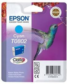 Epson T0802 Ink Cartridge Cyan