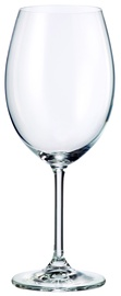Vīna glāze Bohemia Royal Crystal Gastro, 0.59 l, 6 gab.