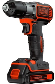 Black & Decker ASD18KB-QW Cordless Drill