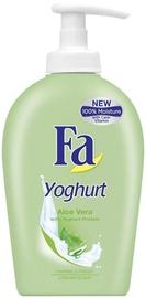Жидкое мыло Fa Yoghurt Aloe Vera Liquid Soap 250ml