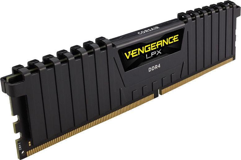 Operatīvā atmiņa (RAM) Corsair Vengeance LPX Black CMK8GX4M2C3000C16 DDR4 8 GB CL16 3000 MHz