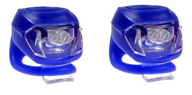 Good Bike Silicon LED Blue 92325