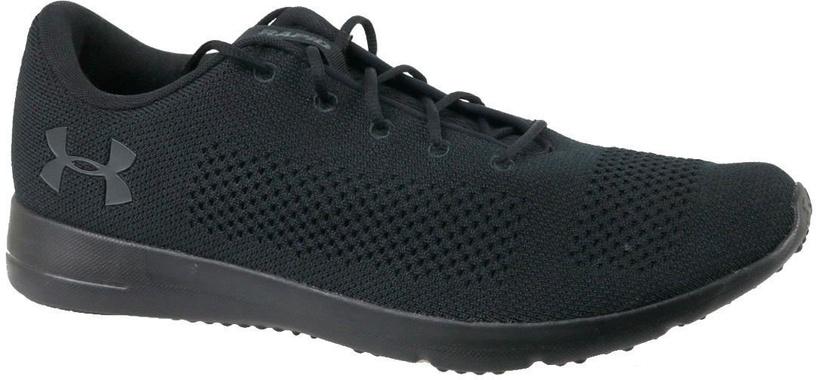 Under Armour Rapid Shoes 1297445-004 Black 44