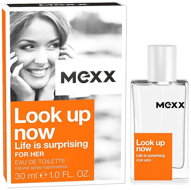 Mexx Look Up Now For Her 30ml EDT