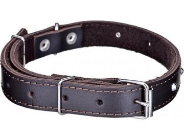 Ошейник Chaba Dog Collar 60x2.2cm Brown