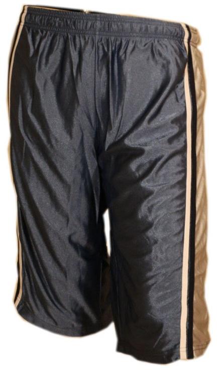 Шорты Bars Mens Basketball Shorts Black/Gold 184 M