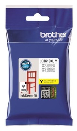 Brother Ink Cartridge For Brother 1500p Yellow
