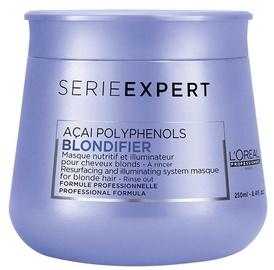 Matu maska L`Oréal Professionnel Serie Expert Blondifier, 250 ml