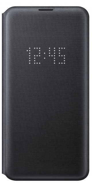 Samsung LED View Cover For Samsung Galaxy S10e Black