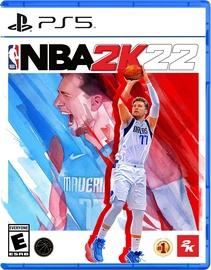 Игра для PlayStation 5 (PS5) 2k Games NBA 2K22