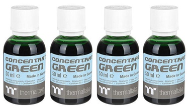 Thermaltake Premium Concentrate Green (4 Bottle Pack)