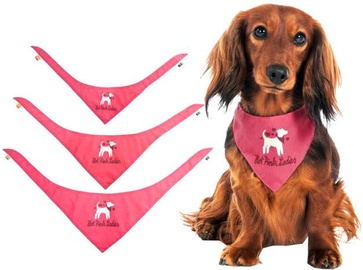 Karlie Flamingo Scarf For Female Dogs Pink L