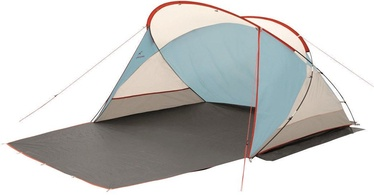 4-местная палатка Easy Camp Beach Shell 120366, синий/серый (поврежденная упаковка)