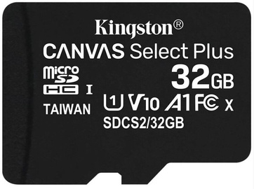 Atmiņas karte Kingston, Micro SD, 32 GB