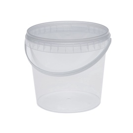 SN Bucket With Lid And Handle 1l