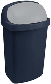 Atkritumu tvertne Curver Roll Top Dark Blue, 50 l