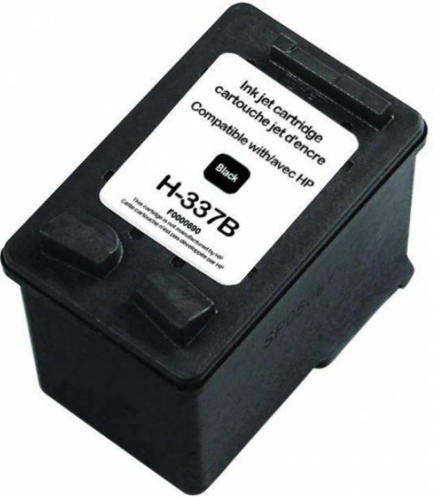 Uprint Cartridge for HP Black 25ml