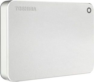 """Toshiba Canvio Advance 2.5"""" 4TB USB 3.0 Silver"""