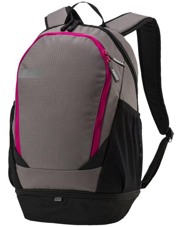 Puma Vibe Backpack 075491 04 Steel Gray