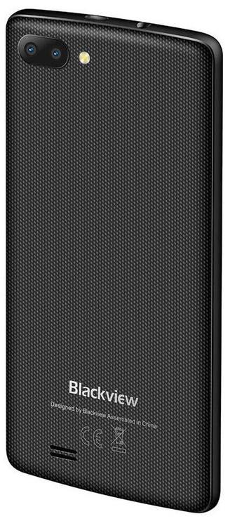 Blackview A20 Dual Grey