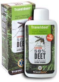 TravelSafe Traveldeet 50%