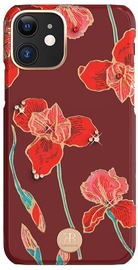 Kingxbar Blossom Back Case For Apple iPhone 11 Kapok