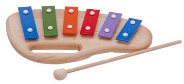 New Classic Toys Music Instrument Metallophone 10211