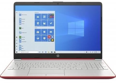 Klēpjdators HP 15 15-dw1083wm Red 1B9S3UA Pentium®, 4GB/128GB, 15.6""