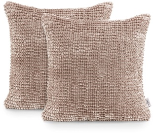 Наволочка AmeliaHome Bati Pillowcase 45x45 Powder Pink 2pcs