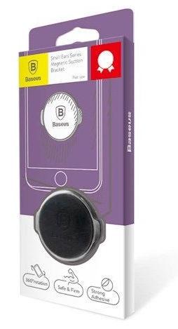 Baseus Magnetic Mount Car Holder Black