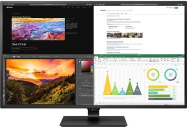 "Monitors LG 43UN700-B, 43"", 8 ms"