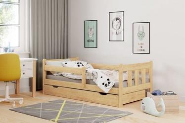 Детская кровать Halmar Marinella Pine, 164x88 см