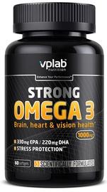 VPLab Strong Omega 3 60 Softgels
