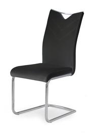 Ēdamistabas krēsls Halmar K - 224 Black
