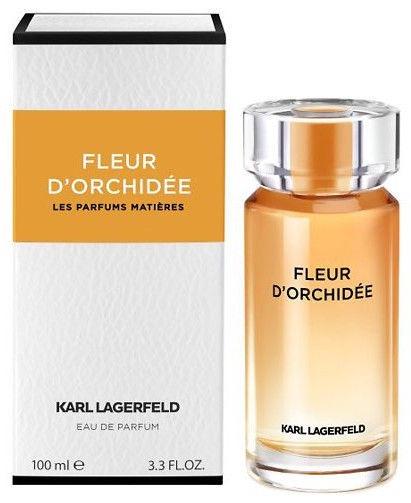 Парфюмированная вода Karl Lagerfeld Fleur d'Orchidee 100ml EDP