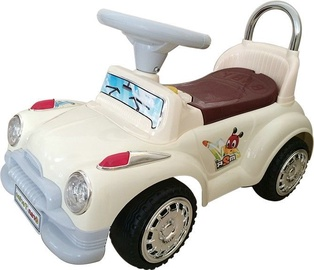 Ocie Ride-On Car 9340177 White/Beige