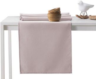 AmeliaHome Empire AH/HMD Tablecloth Set PowderPink 115x200/30x200 2pcs