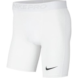 Nike Pro Mens Shorts BV5635 100 White XL