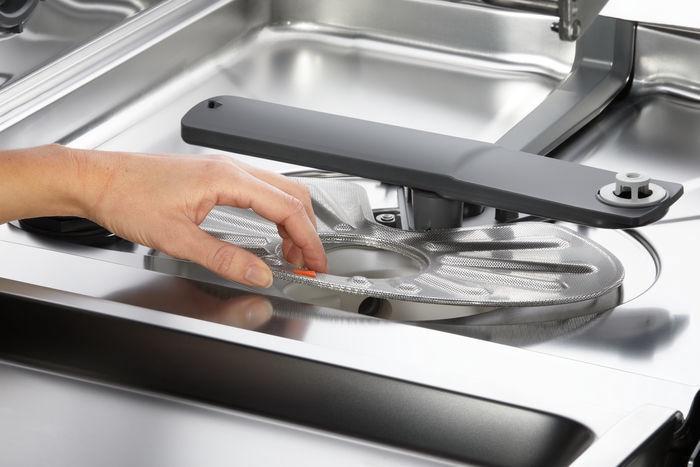 Iebūvējamā trauku mazgājamā mašīna Electrolux EES27100L