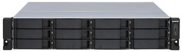 Serveris QNAP TL-R1200S-RP, Nėra