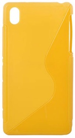 Telone Back Case S-Case for Sony D6502 D6503 Xperia Z2 Yellow