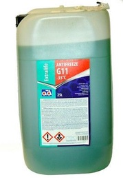 AD Antifreeze AD -35c G11 Green 25l