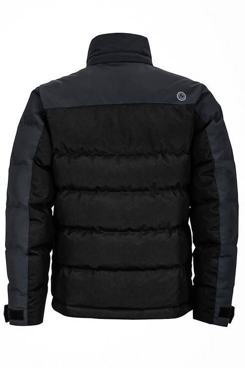 Marmot Mens Fordham Jacket Black L