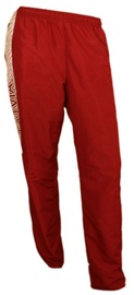 Bars Mens Sport Pants Red/White 214 XL