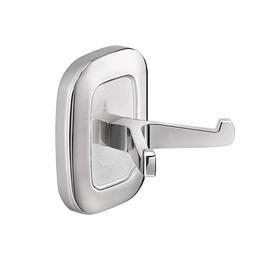 Gedy Double Bathroom Hook 12.5x5.5x13.5cm Chrome
