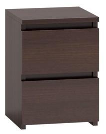 Ночной столик Top E Shop M2 Malwa, коричневый, 40x30x40 см