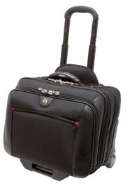 Сумка для ноутбука на колесах Wenger Notebook Bag, черный, 17″