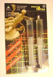 Anles Glue Epoxy Titan 20ml
