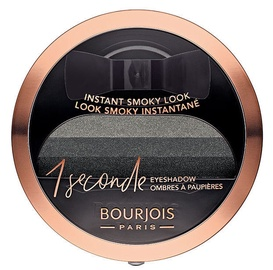 Тени для век Bourjois Paris 1 Seconde Black On Track