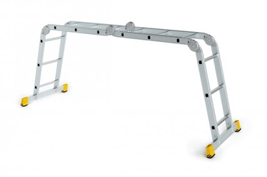 SN Forte Tools 4410 3-Steps Universal Ladder